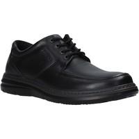 Cipők Férfi Oxford cipők Enval 6209300 Fekete