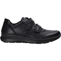Cipők Férfi Divat edzőcipők Enval 6225400 Fekete