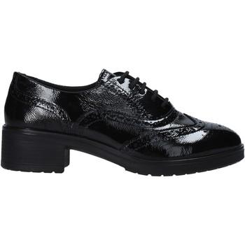 Cipők Női Bokacipők Enval 6248000 Fekete