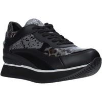 Cipők Női Rövid szárú edzőcipők Apepazza F0RSD02/ANM Fekete
