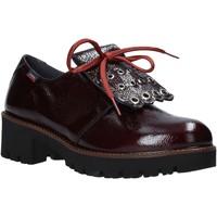 Cipők Női Oxford cipők CallagHan 13434 Piros
