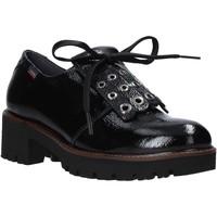 Cipők Női Oxford cipők CallagHan 13434 Fekete