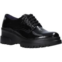Cipők Női Oxford cipők CallagHan 27201 Fekete