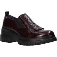 Cipők Női Mokkaszínek CallagHan 27206 Piros