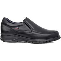 Cipők Férfi Mokkaszínek CallagHan 12701 Fekete