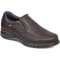 Cipők Férfi Mokkaszínek CallagHan 12701 Barna