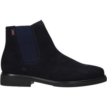 Cipők Férfi Csizmák CallagHan 44705 Kék