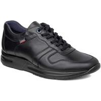 Cipők Férfi Divat edzőcipők CallagHan 91312 Fekete