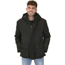 Ruhák Férfi Parka kabátok Invicta 4431701/U Fekete