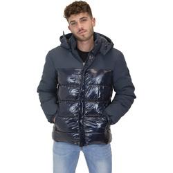 Ruhák Férfi Steppelt kabátok Invicta 4431710/U Kék
