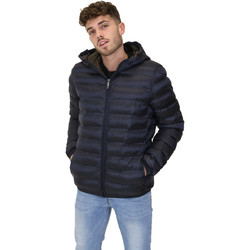 Ruhák Férfi Steppelt kabátok Invicta 4431699/U Kék