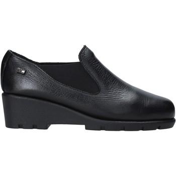 Cipők Női Mokkaszínek Valleverde 36180 Fekete