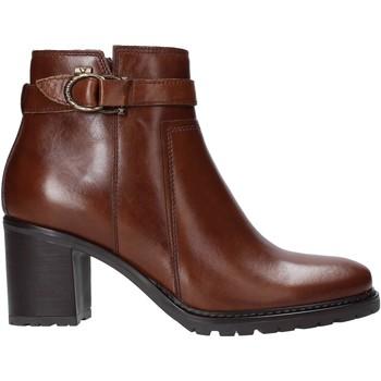 Cipők Női Csizmák Valleverde 46084 Barna