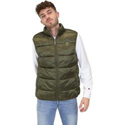 Ruhák Férfi Steppelt kabátok Invicta 4437177/U Zöld