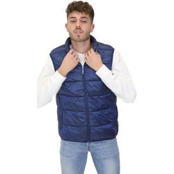 Ruhák Férfi Steppelt kabátok Invicta 4437177/U Kék