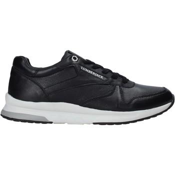 Cipők Férfi Rövid szárú edzőcipők Lumberjack SM87012 003 B01 Fekete