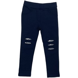 Ruhák Lány Legging-ek Losan 026-6008AL Kék