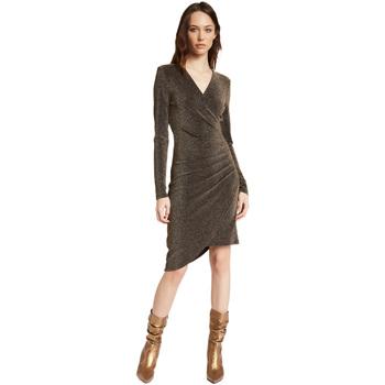 Ruhák Női Rövid ruhák Gaudi 021FD14003 Arany