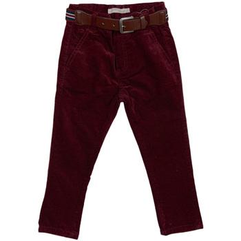 Ruhák Gyerek Chino nadrágok / Carrot nadrágok Losan 027-9791AL Piros