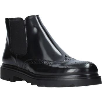 Cipők Férfi Csizmák Exton 607 Fekete