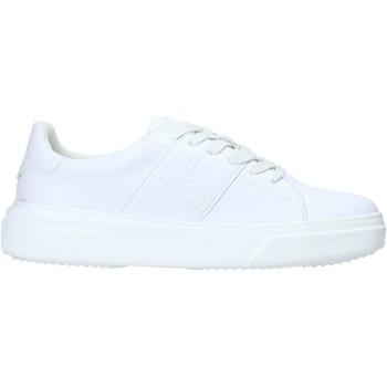 Cipők Férfi Rövid szárú edzőcipők Rocco Barocco RB-HOWIE-202 Fehér