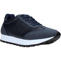 Cipők Férfi Rövid szárú edzőcipők Rocco Barocco RB-HUGO-1801 Kék
