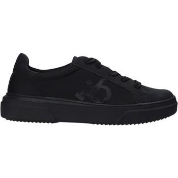 Cipők Férfi Rövid szárú edzőcipők Rocco Barocco RB-HOWIE-1501 Fekete