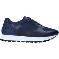 Cipők Férfi Rövid szárú edzőcipők Rocco Barocco RB-HUGO-1601 Kék