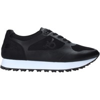 Cipők Férfi Rövid szárú edzőcipők Rocco Barocco RB-HUGO-1601 Fekete