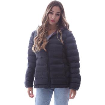 Ruhák Női Steppelt kabátok Invicta 4431716/D Kék