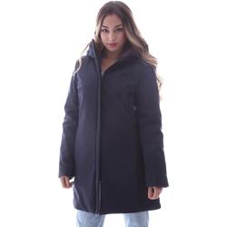 Ruhák Női Parka kabátok Invicta 4432432/D Kék