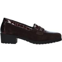 Cipők Női Mokkaszínek Susimoda 891059 Barna
