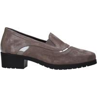 Cipők Női Mokkaszínek Susimoda 871559 Szürke