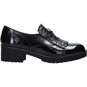 Cipők Női Mokkaszínek Susimoda 805783 Fekete