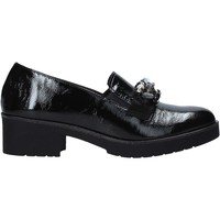 Cipők Női Mokkaszínek Susimoda 804383 Fekete