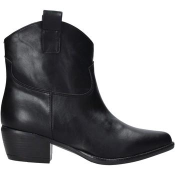 Cipők Női Csizmák Grace Shoes 544004 Fekete