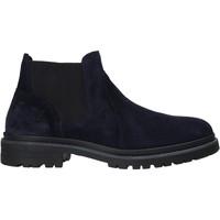 Cipők Férfi Csizmák Valleverde 49840 Kék