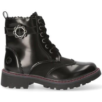 Cipők Lány Csizmák Chika 10 54216 Fekete