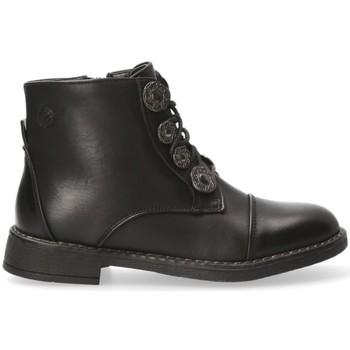 Cipők Lány Csizmák Chika 10 54214 Fekete