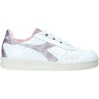 Cipők Női Rövid szárú edzőcipők Diadora 201.174.753 Fehér