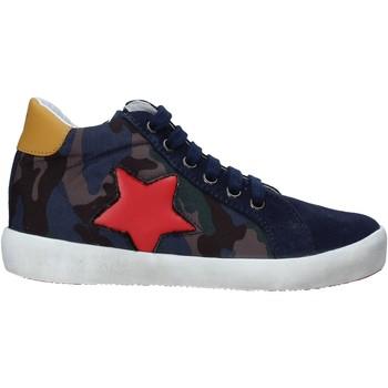 Cipők Gyerek Rövid szárú edzőcipők Naturino 2015361 14 Kék