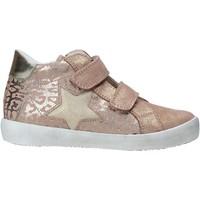 Cipők Lány Rövid szárú edzőcipők Naturino 2015367 05 Rózsaszín