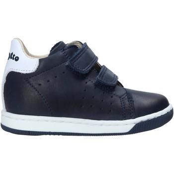 Cipők Fiú Magas szárú edzőcipők Falcotto 2013476 01 Kék