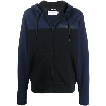 Ruhák Férfi Pulóverek Calvin Klein Jeans K10K105588 Kék