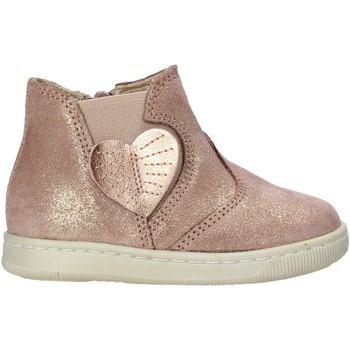 Cipők Lány Csizmák Falcotto 2501847 02 Rózsaszín
