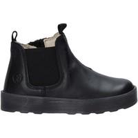 Cipők Lány Csizmák Falcotto 2501860 01 Fekete