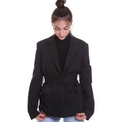 Ruhák Női Kabátok / Blézerek Fracomina F120W07022W040D4 Fekete