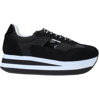 Cipők Női Divat edzőcipők Café Noir XU920 Fekete