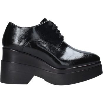 Cipők Női Oxford cipők Pregunta PAA69-M Fekete