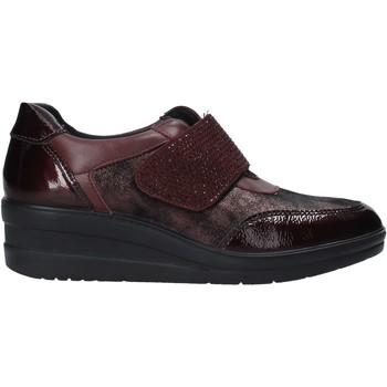 Cipők Női Mokkaszínek Enval 6278133 Piros